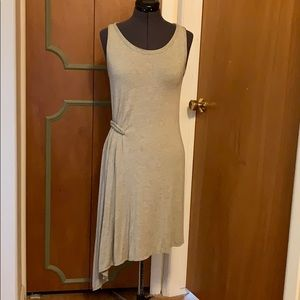 Max Studio asymmetrical dress, size small